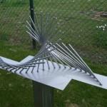 10.'Ontwerp' materiaal RVS